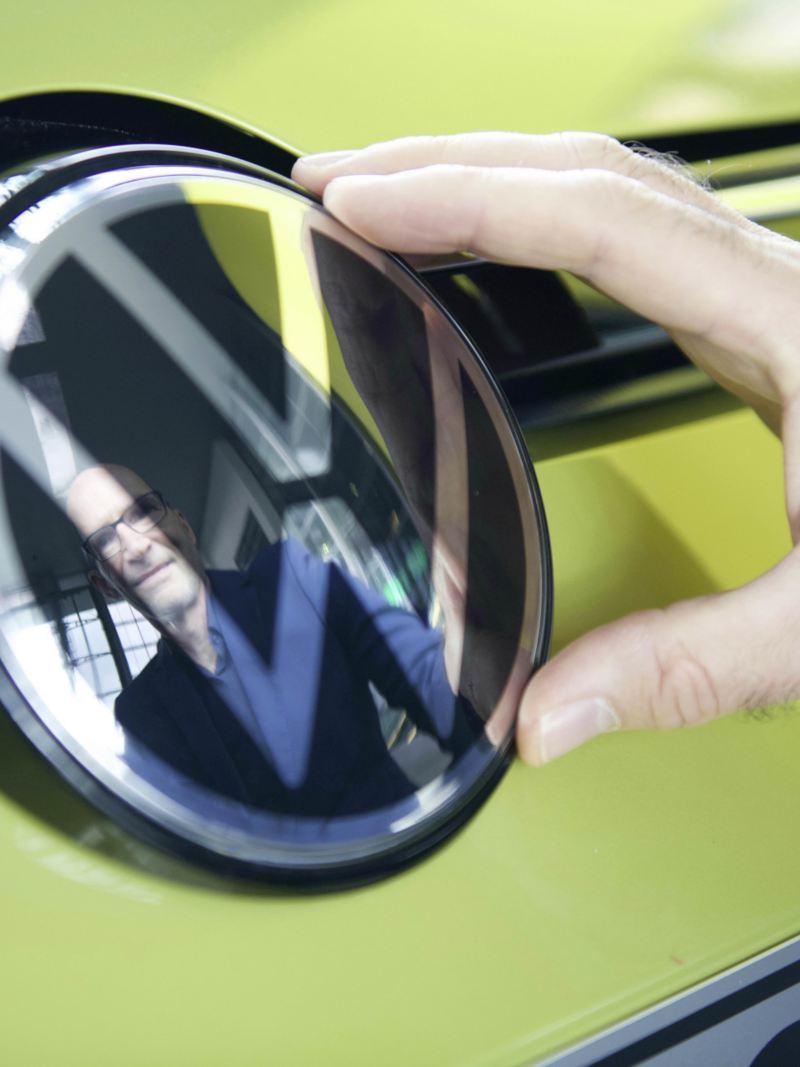 Znaczek VW