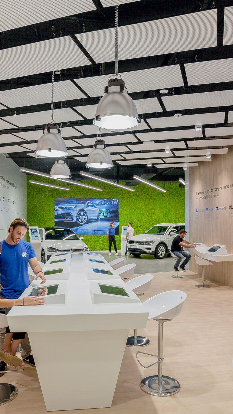 Digital Show Room en Gran Canaria Volkswagen Canarias