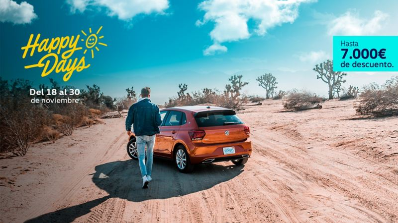 Happy Days de Volkswagen Canarias