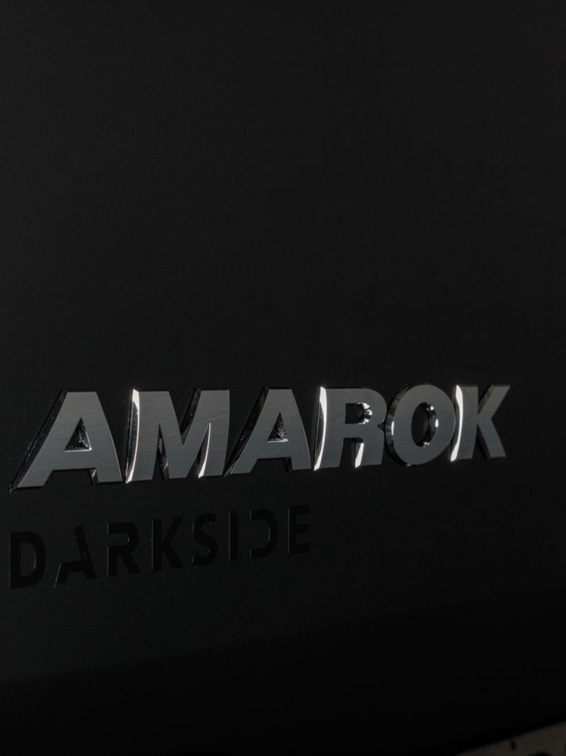 Darkside Decal