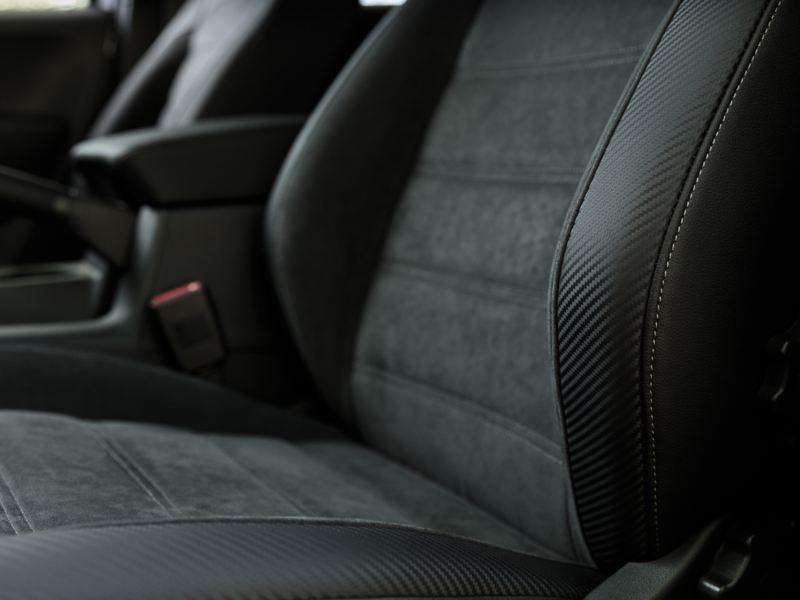 Seat view