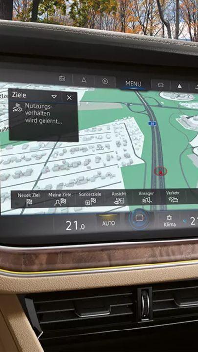 Descargar mapas Volkswagen