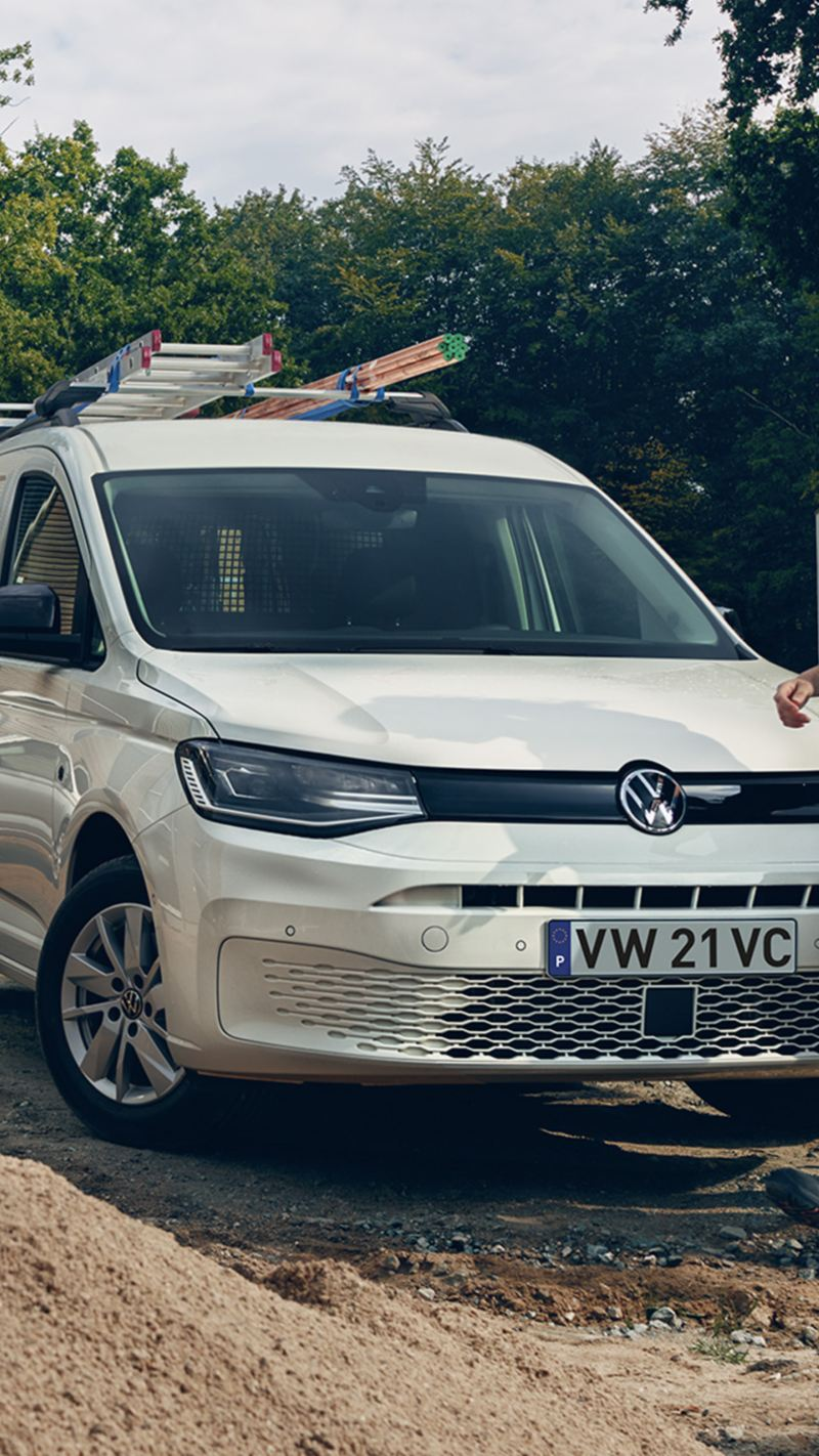 Campanha carrinha VW Caddy