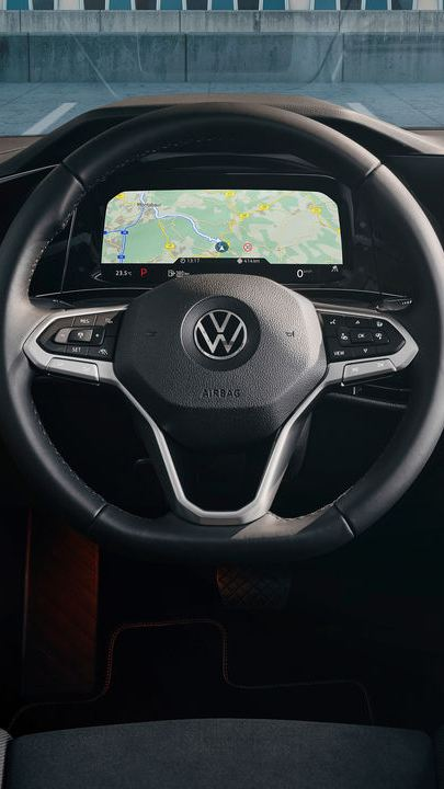 Digital Cockpit Volkswagen