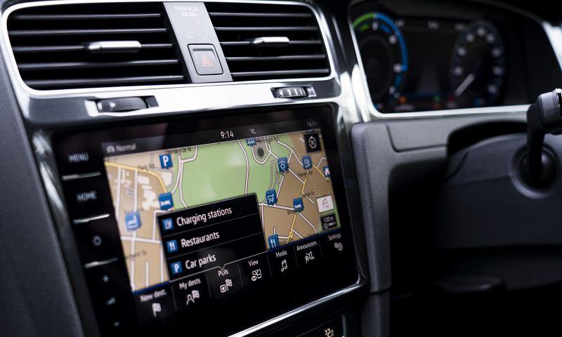 Discover Pro Navigation System
