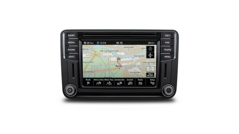 Discover Media navigasjonssystem varebil vw Volkswagen GPS