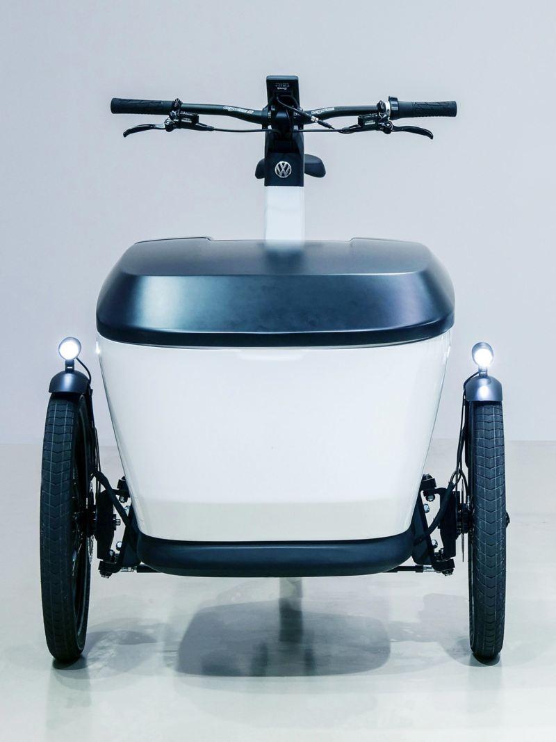 Cargobike mit Motor von VW