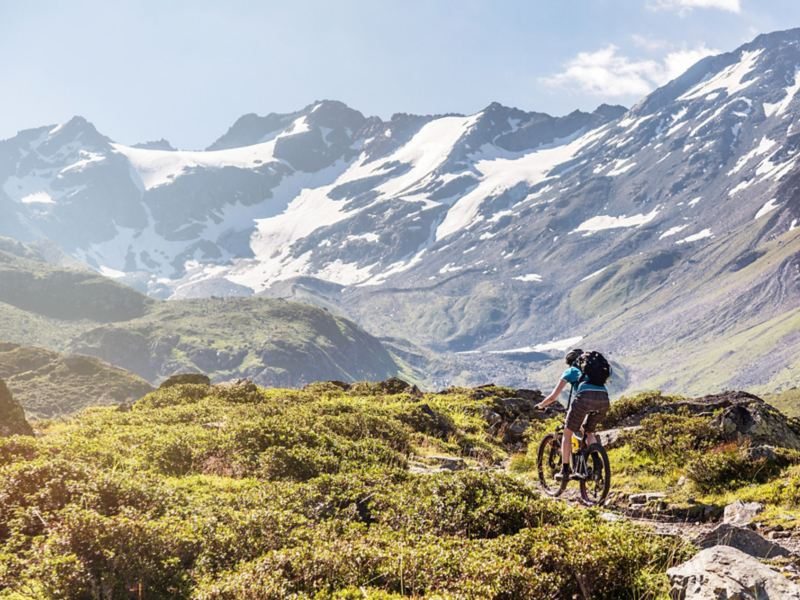 E-Mountainbikes fürs Gelände
