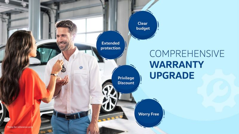 Volkswagen Comprehensive Warranty Upgrade