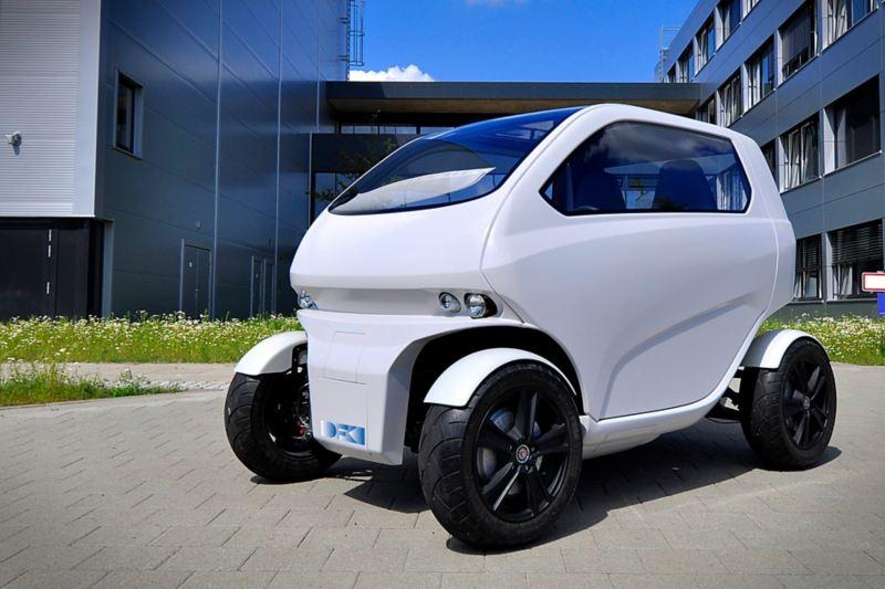 Elektromobilność dla megacitys: EO smart connecting car