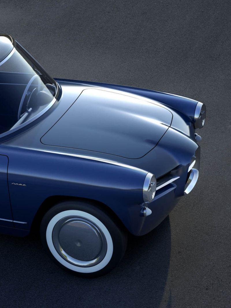 W Nobe 100 design spotyka się z elektromobilnością