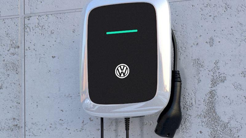 Elektroauto an der Wallbox laden
