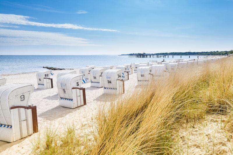 Il rally per auto elettriche costeggia il Mar Baltico