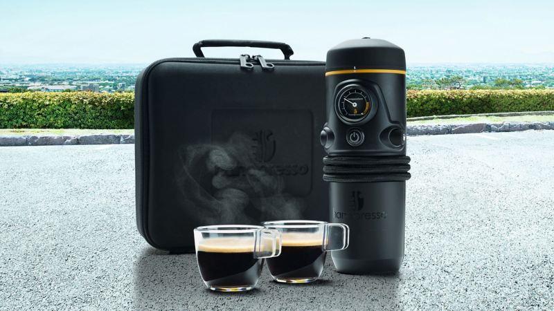 VW espressobryggare