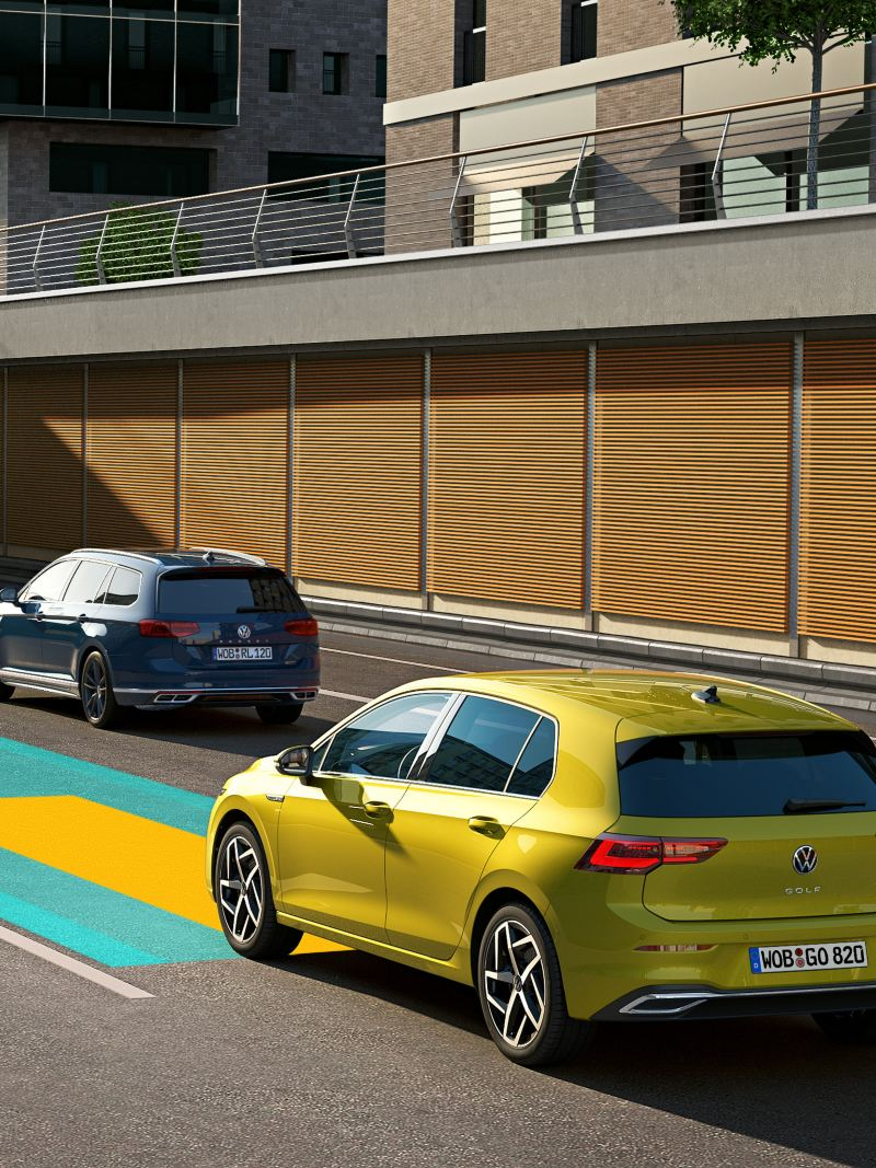Nuevo VW Golf con Travel Assist