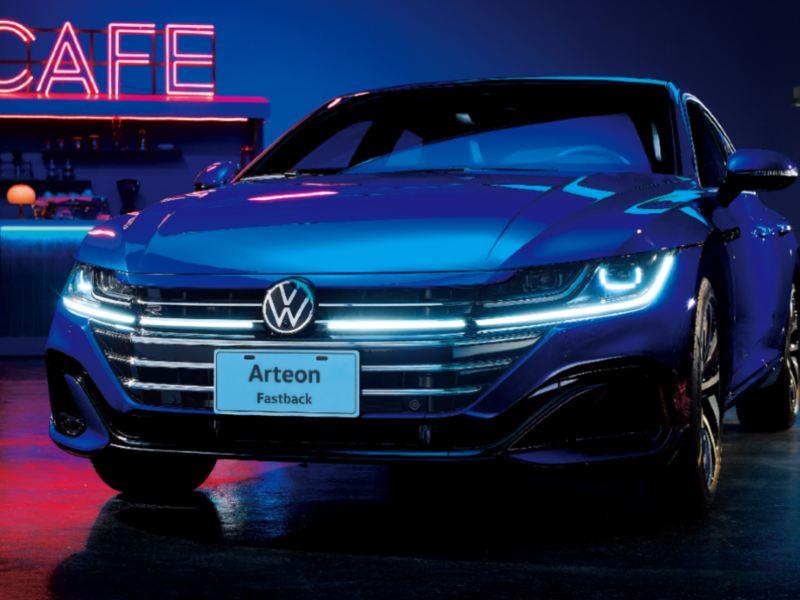 The Arteon 車頭設計