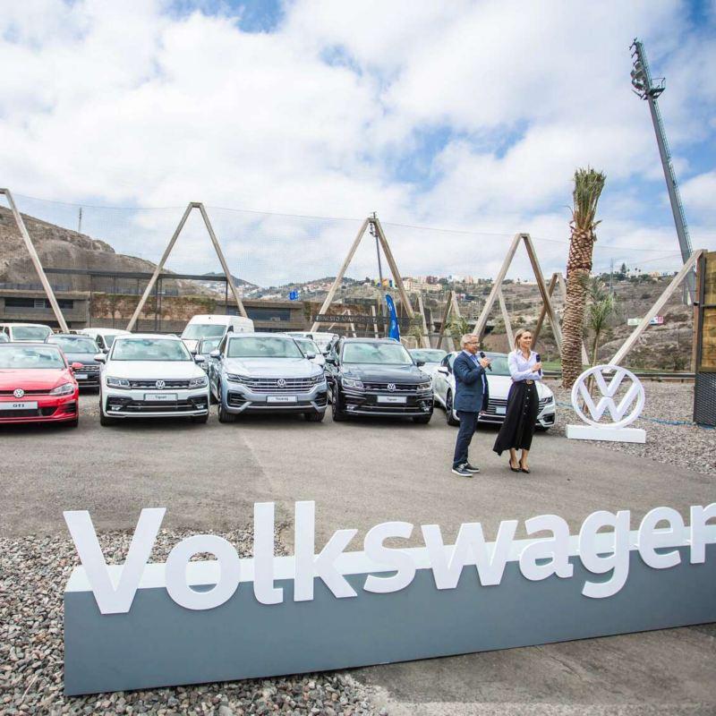 Flota Volkswagen UD Las Palmas sorteo T-Cross 2019