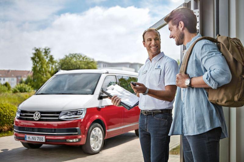 VW Nutzfahrzeuge Service Aktionen