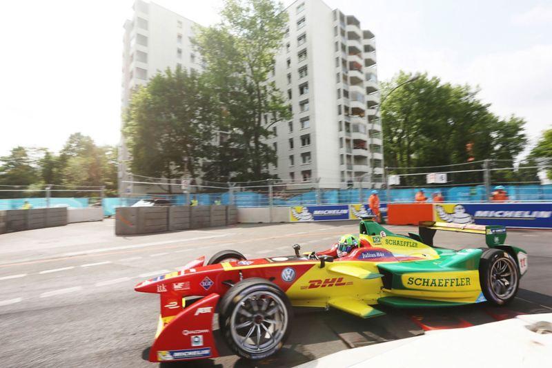 """Gara di """"Formula E"""" a Berlino"""