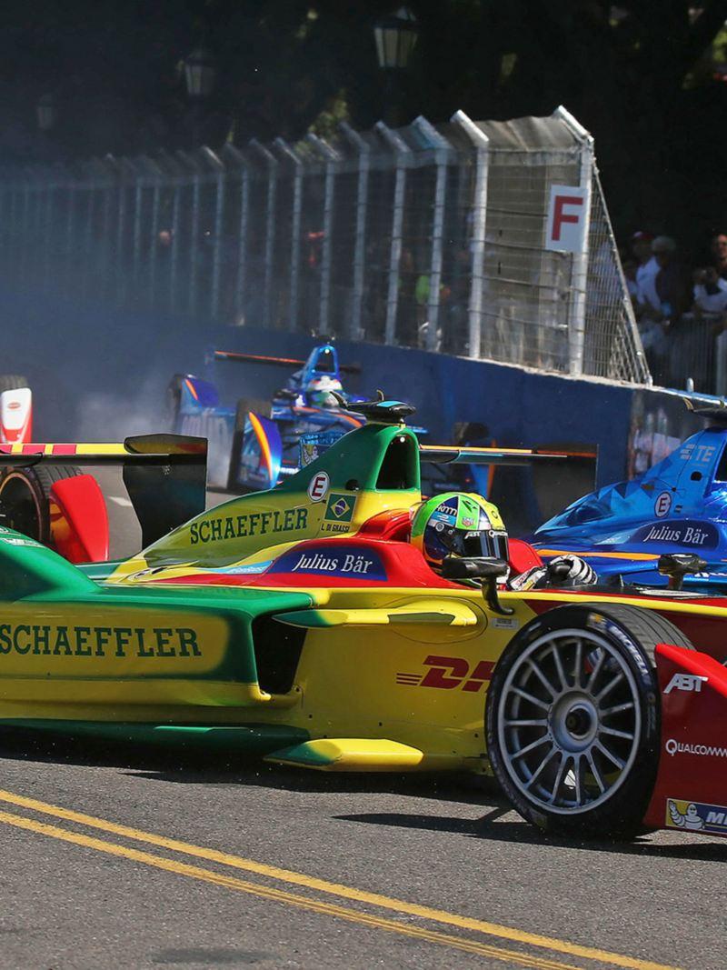 """Rennstrecke der """"FIA"""""""
