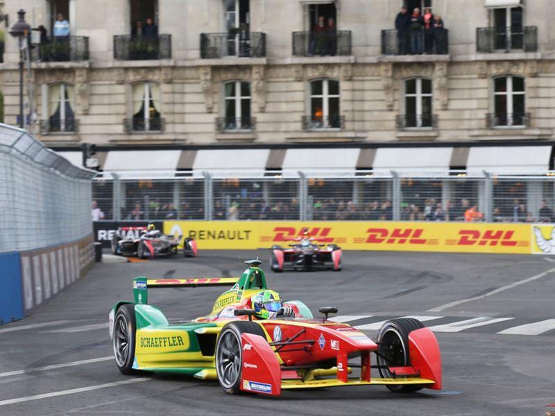 """""""Formel E"""": Rennserie mit Elektroautos"""