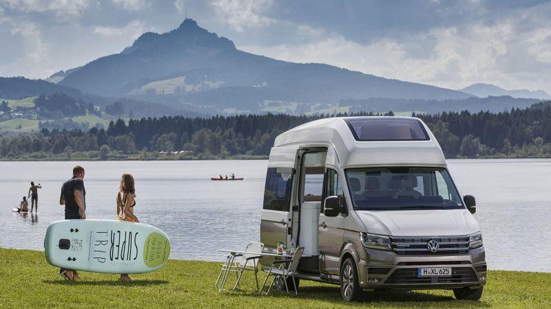5 furgonetas camper volkswagen para inspirarte
