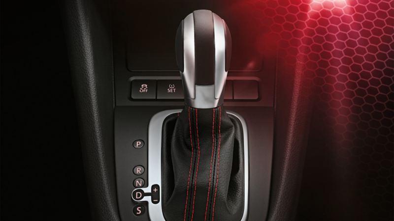Darstellung des Schaltwippen vom VW Golf A6 GTI Capriolet