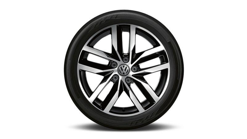 VW Polo UNITED Felge Madrid