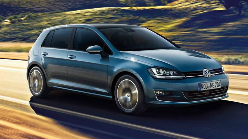 golf 7 2012 in movimento