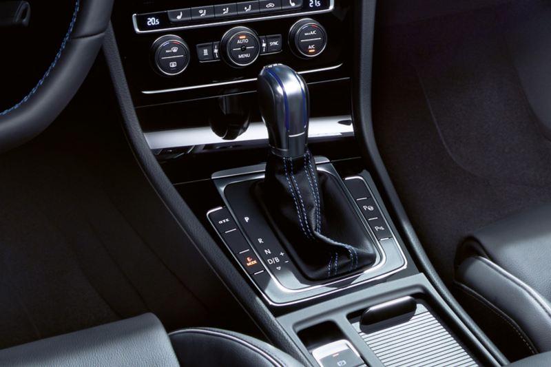 Leva del cambio DSG di Volkswagen Golf GTE