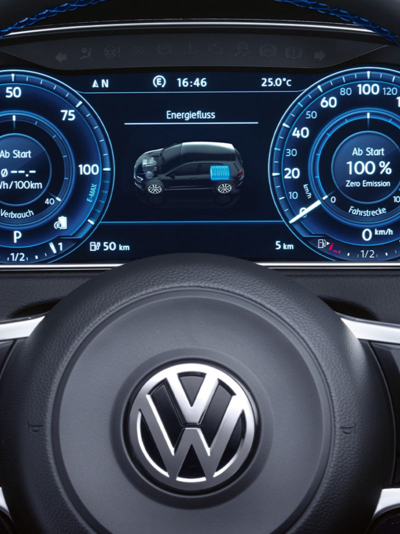 Active Info Display per Volkswagen Golf GTE