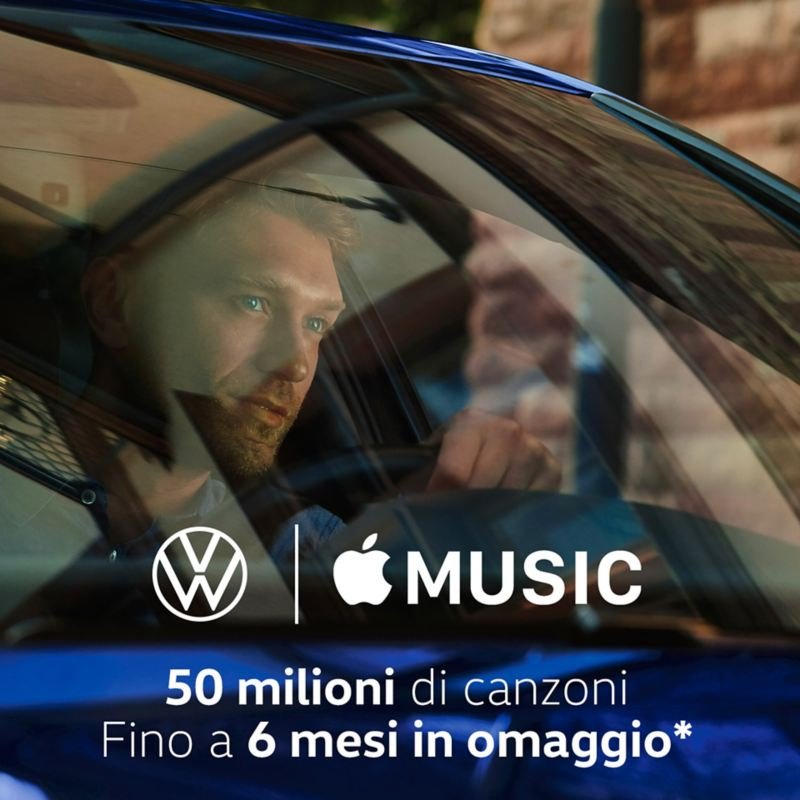 Volkswagen e Apple Music