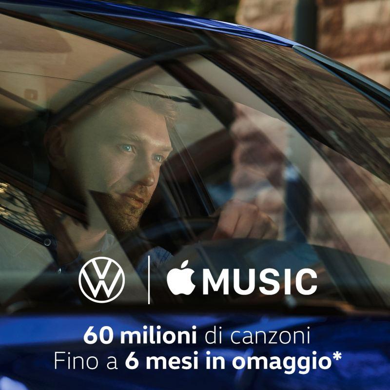 Volkswagen e Apple Music