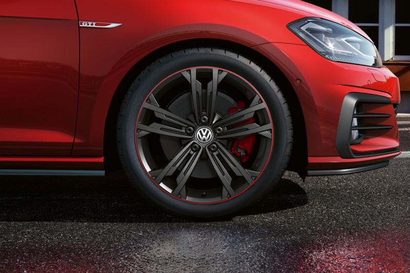 Sevilla wheel, Volkswagen Golf GTI