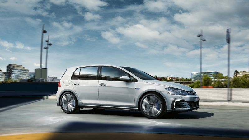 Golf GTE auto ibrida