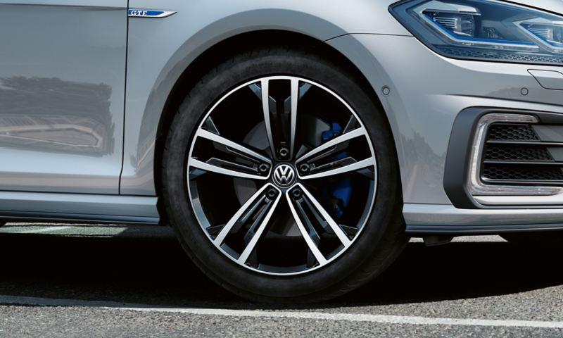 Lättmetallfälg Sevilla 18 tum VW Golf GTE