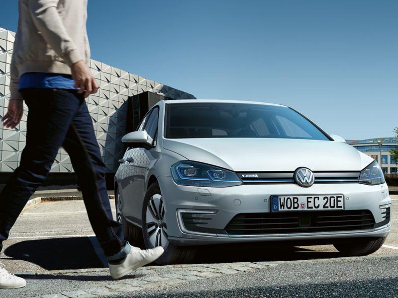 e-Golf Volkswagen Canaria