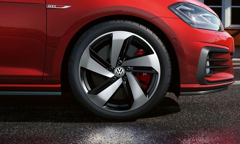 """Cerchi in lega """"Milton Keynes"""" 7,5 J x 18'' Volkswagen R GmbH"""
