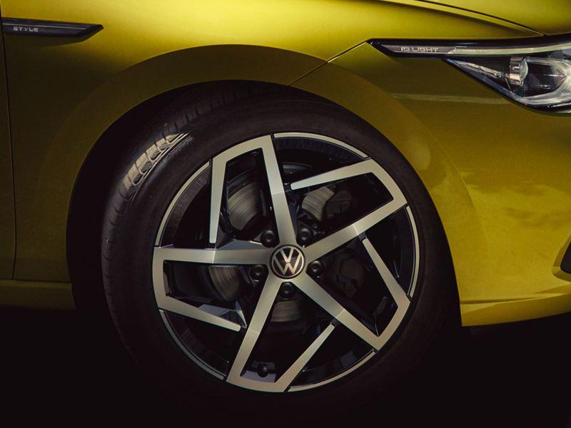VW Golf ruedas de aleación