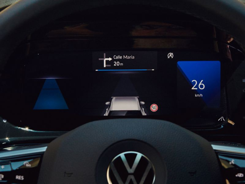 Το νέο Volkswagen Golf  με Digital Cockpit