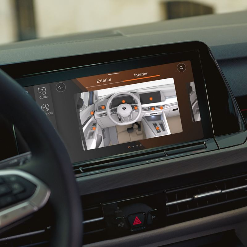 We Connect – Interaktive veiledninger for din Volkswagen