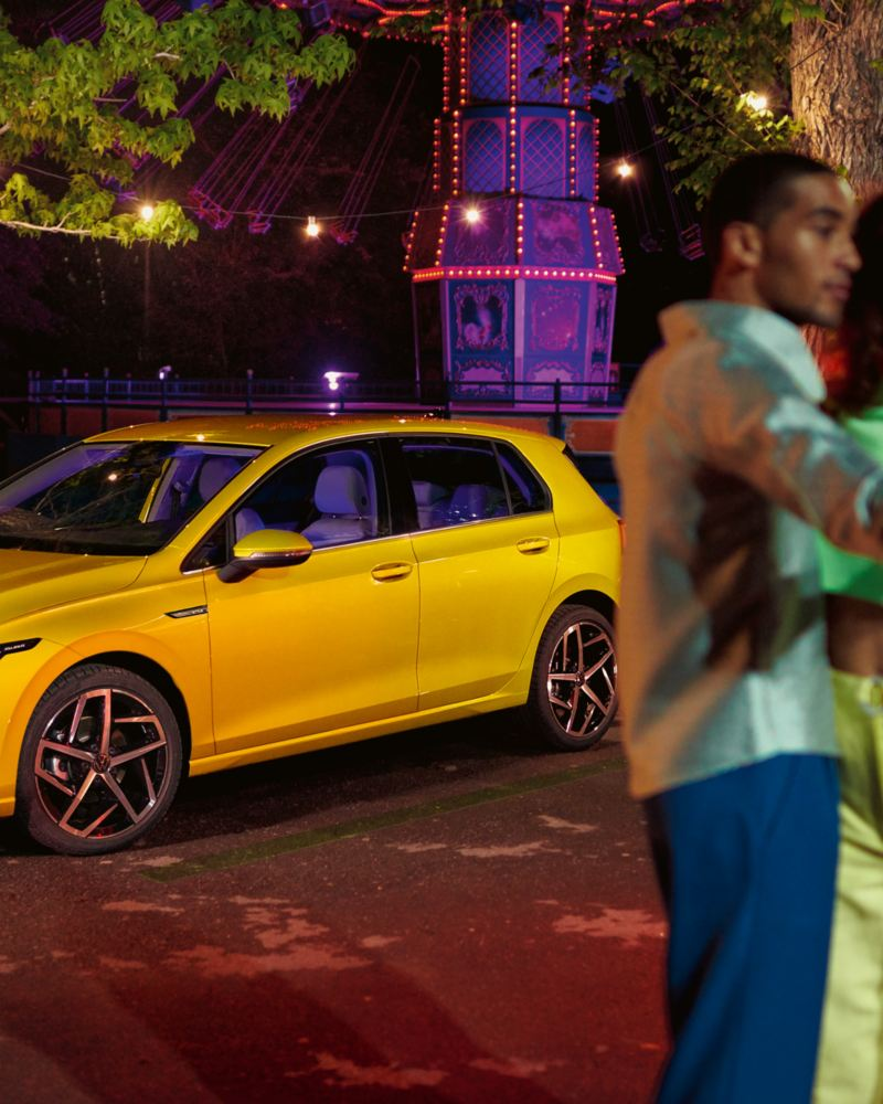 Novo Volkswagen Golf