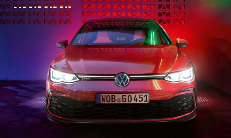 Der neue Golf GTI mit IQ.LIGHT
