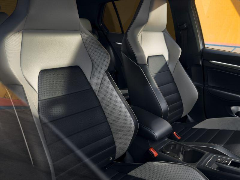 VW Golf GTD mit Top-Sportsitzen