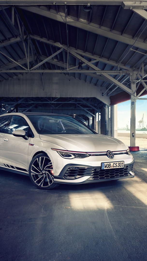 VW Golf GTI Clubsport von vorne