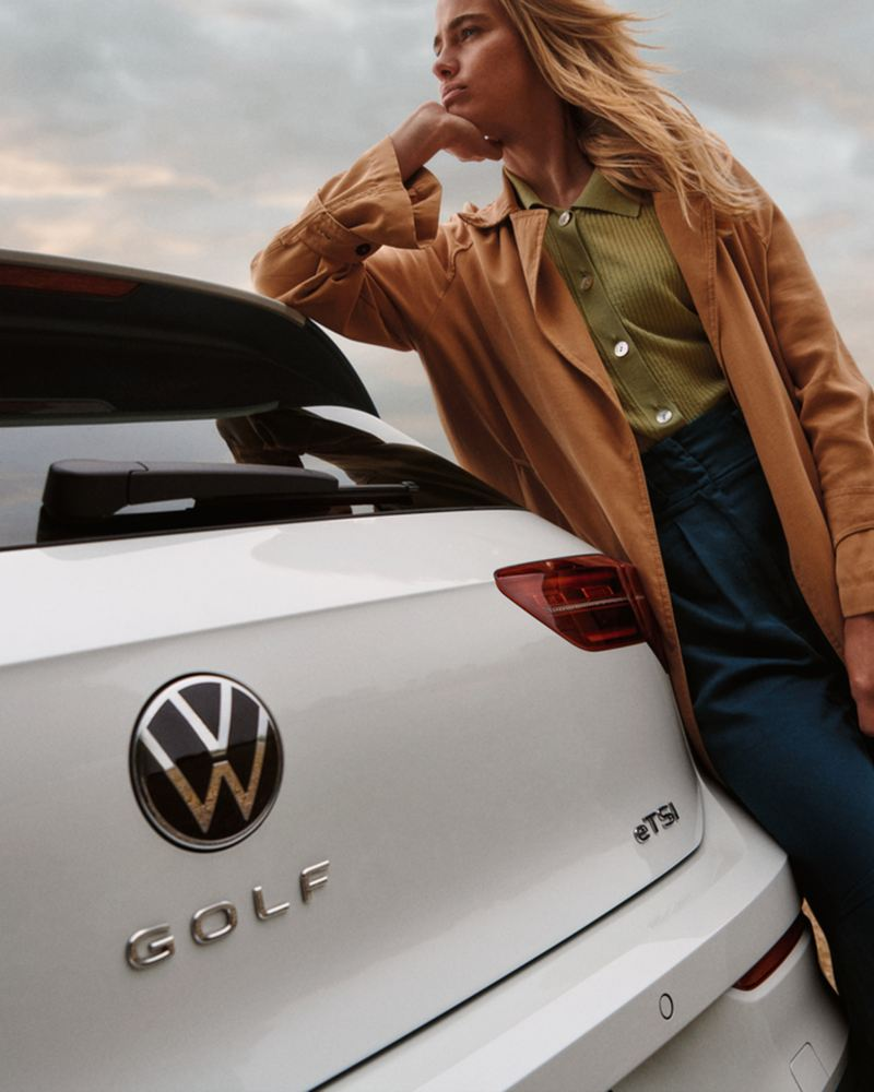 posteriore Golf 8 eTSI VW