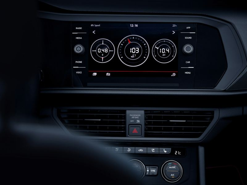 Control your Jetta GLI like a science-fiction captain with the Digitial Cockpit