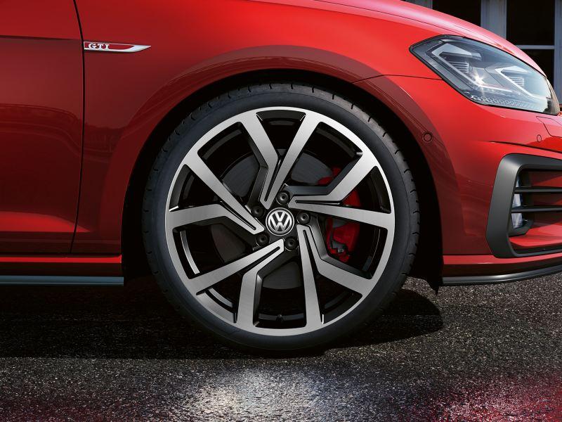 "Jante «Brescia» 7.5 J x 19"", Volkswagen R"