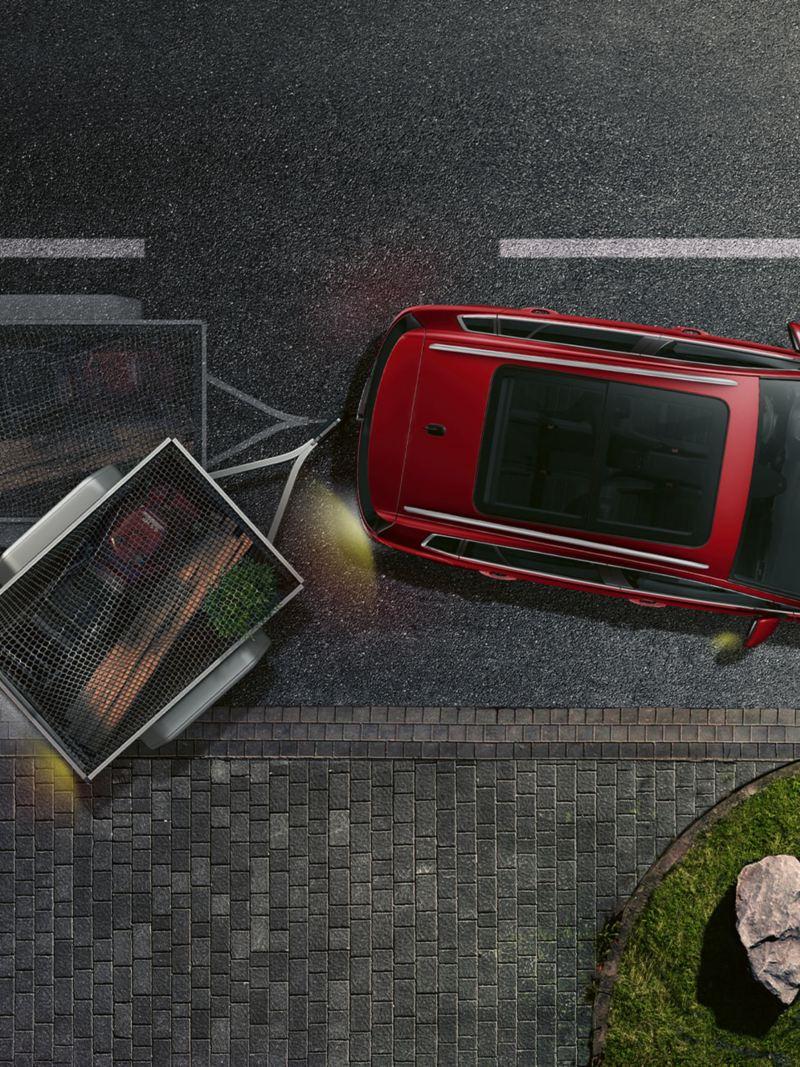 Volkswagen Trailer Assist