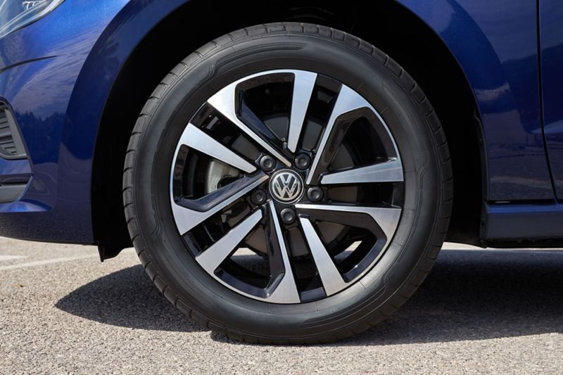 VW UNITED Dublin rims